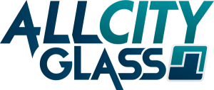 all city glass logo