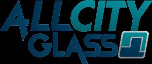 all city glass logo